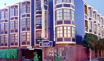 Best Western Carriage Inn San Francisco