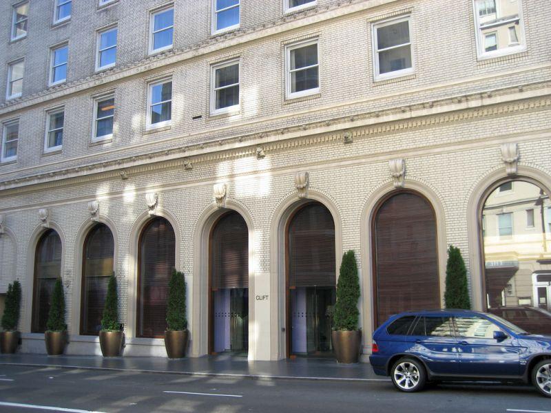 Shannon Court Hotel San Francisco