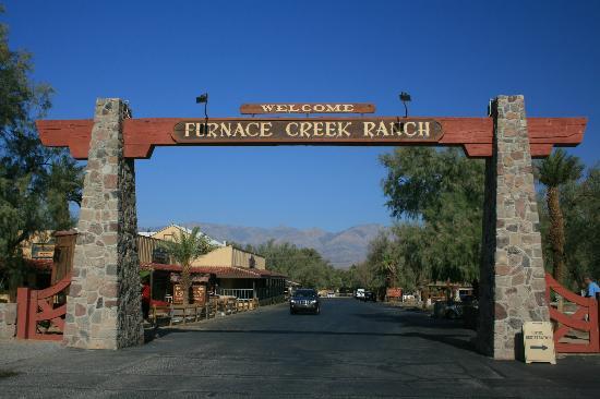 Furnace Creek Inn Death Valley