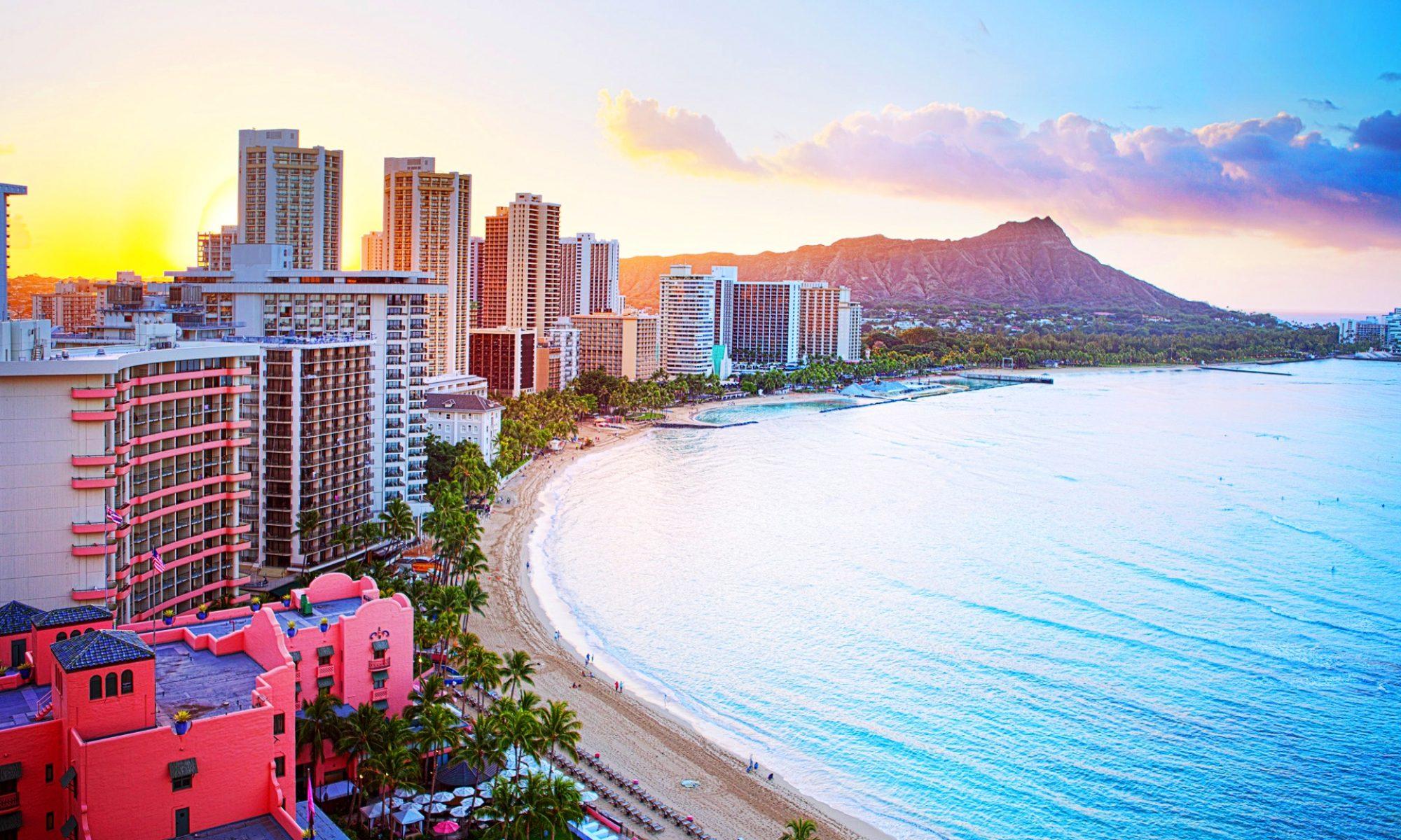 South West USA & Hawaii
